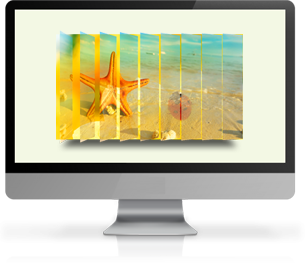 LayerSlider on computer