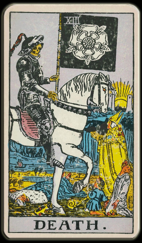 タロットカード「Death」